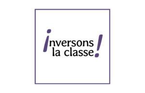 logo de l'association inversons la classe
